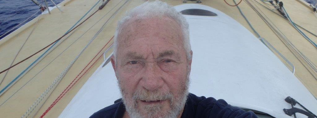 ​Sir Robin Knox-Johnston is within the Azores High Pressure System