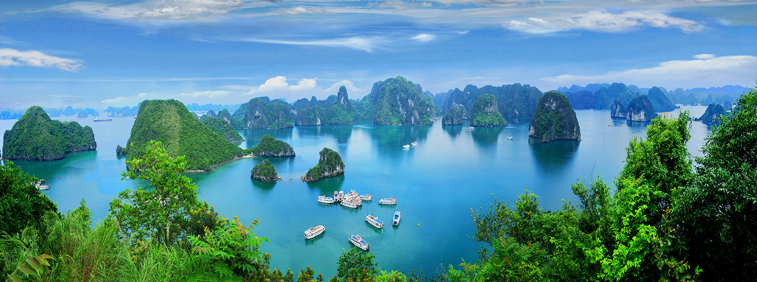 Ha Long Bay, Viet Nam