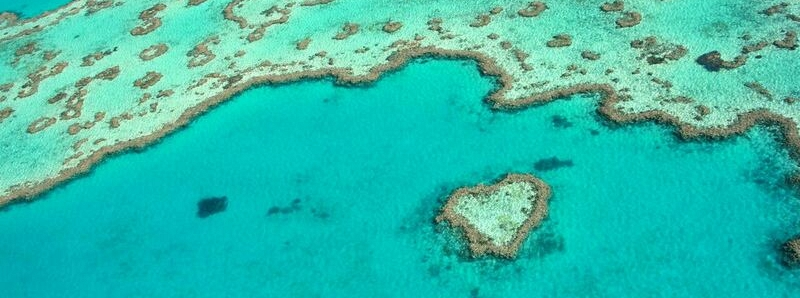 The Whitsundays, Heart of the Great Barrier Reef