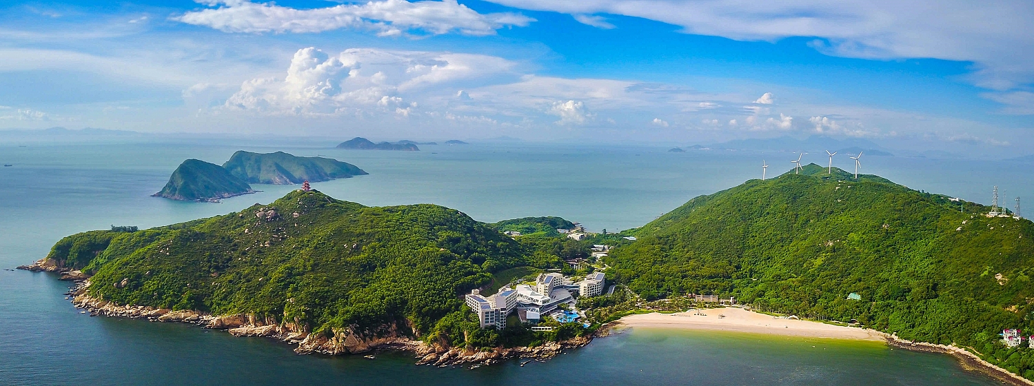 Zhuhai 'Islands and Sailing' City