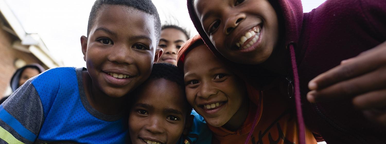 Celebrating World Children's Day 2019 - The Isibindi Safe Park