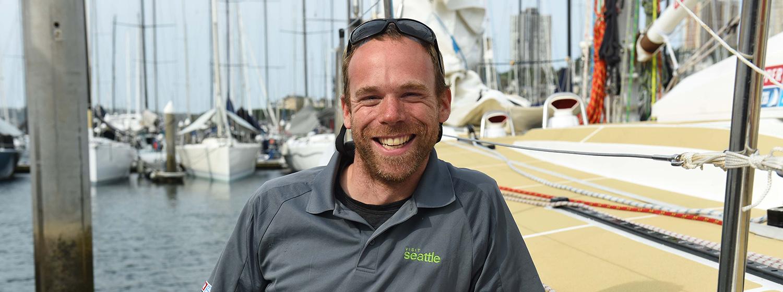 Crew catch up: Jan Van de Laar