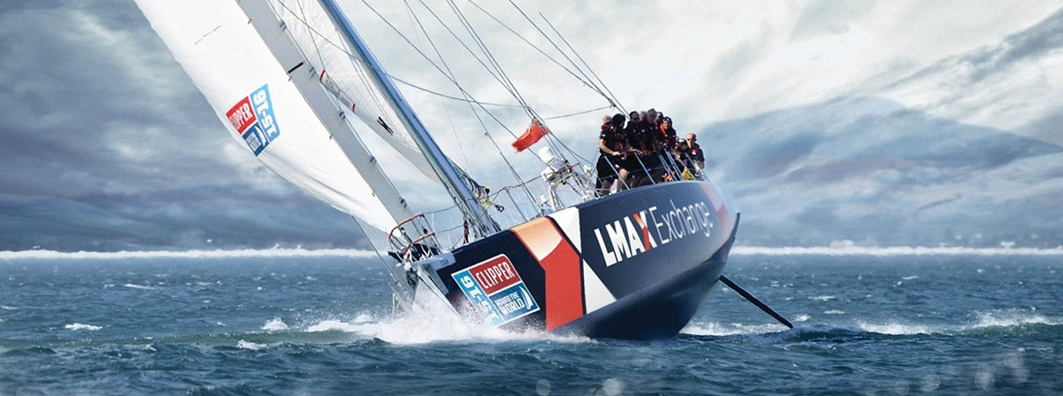 ​Race 12 Day 16: LMAX Exchange on course for sixth overall race win