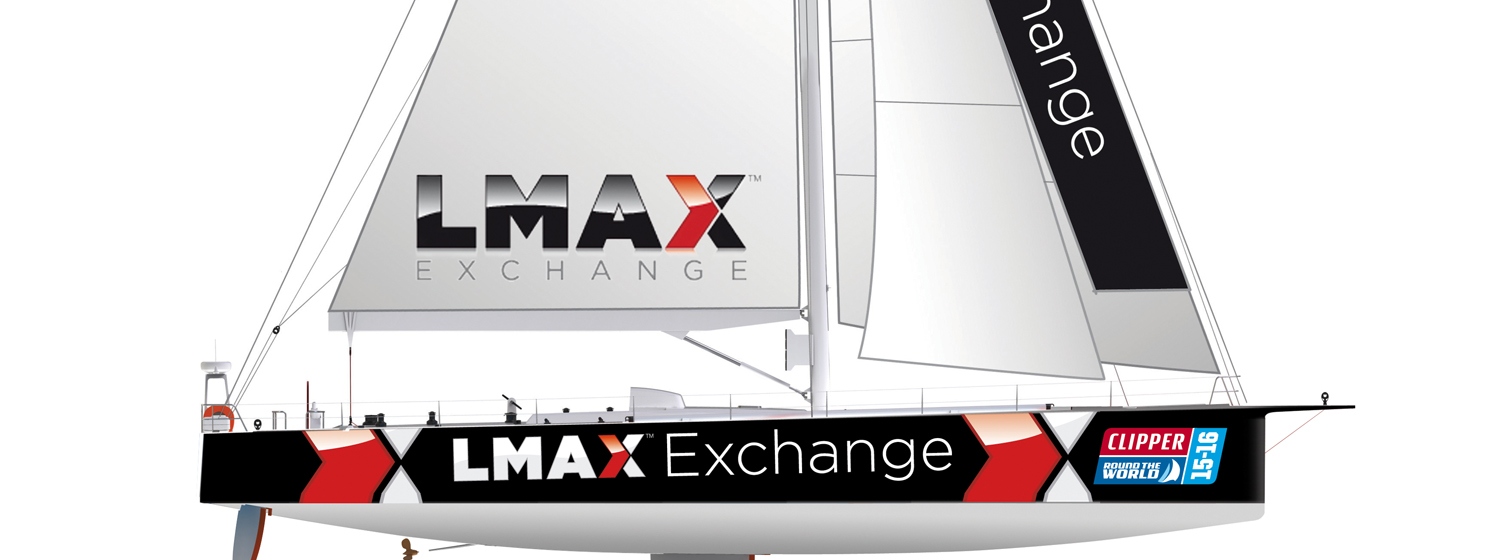 LMAX Exchange will be led by the race's first ever French Skipper, Olivier Cardin.