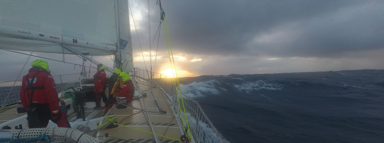 Nasdaq in Southern Ocean