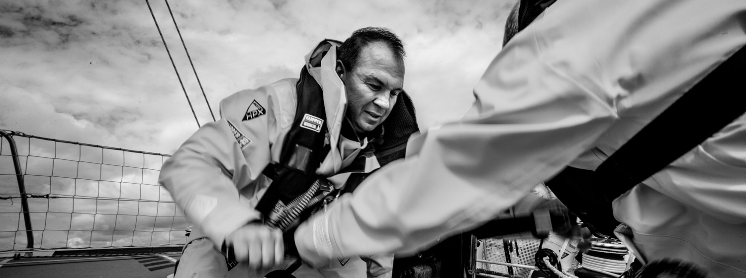 Clipper Race Additional Qualified Person (Mate)