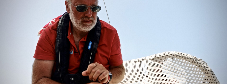 Richard on board Imagine your Korea
