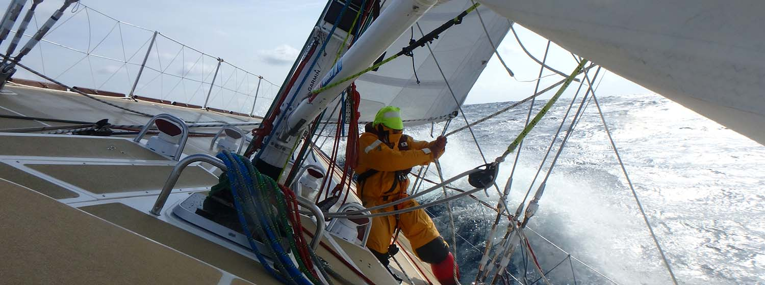 Race 9 Day 16: Teams travel in time as they cross International Date Line