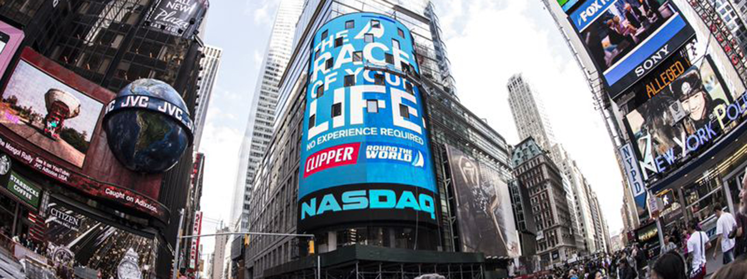 Clipper Race founders to ring Opening Bell at Nasdaq tomorrow