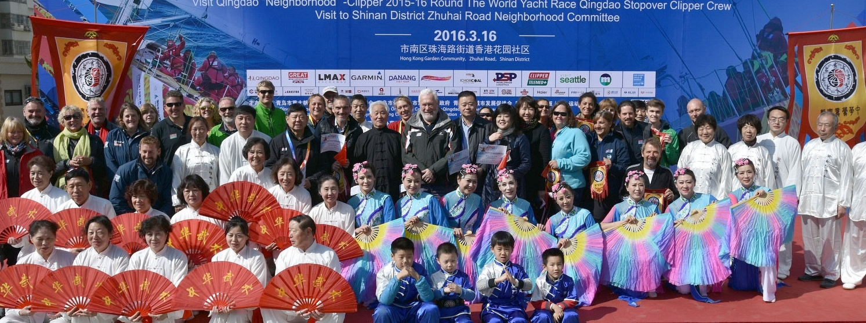 shinan community visit