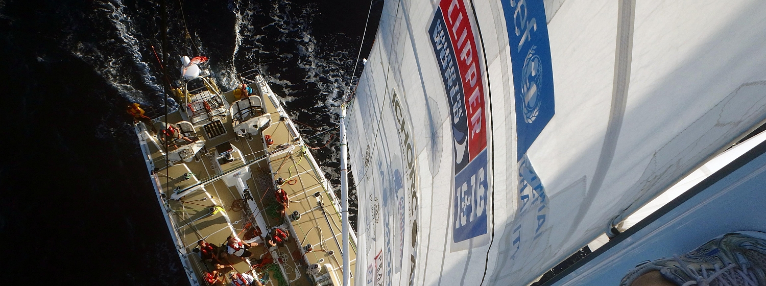 Race 7 Day 4: Doldrums duels keep teams moving