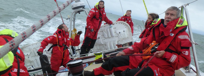 Race 1 Day 10: Steady progress as fleet finds Trade Winds
