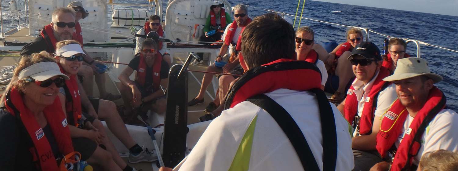 Race 1 Day 20:  Ocean Sprint next challenge for teams