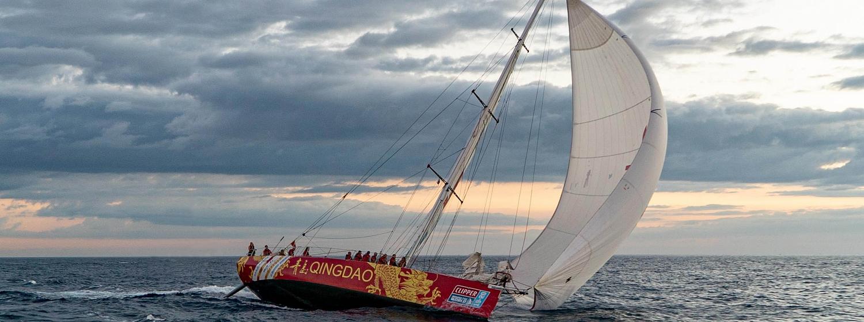 Race 7 Day 9: Sailing towards glory