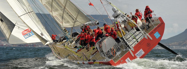 Race 3 Start in Cape Town
