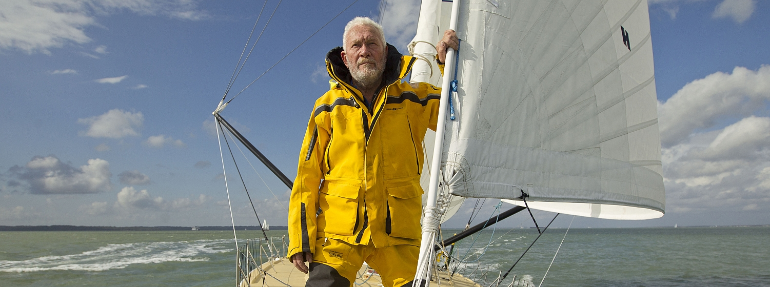 Throwback: One year on since Sir Robin Knox-Johnston's victorious Route du Rhum campaign