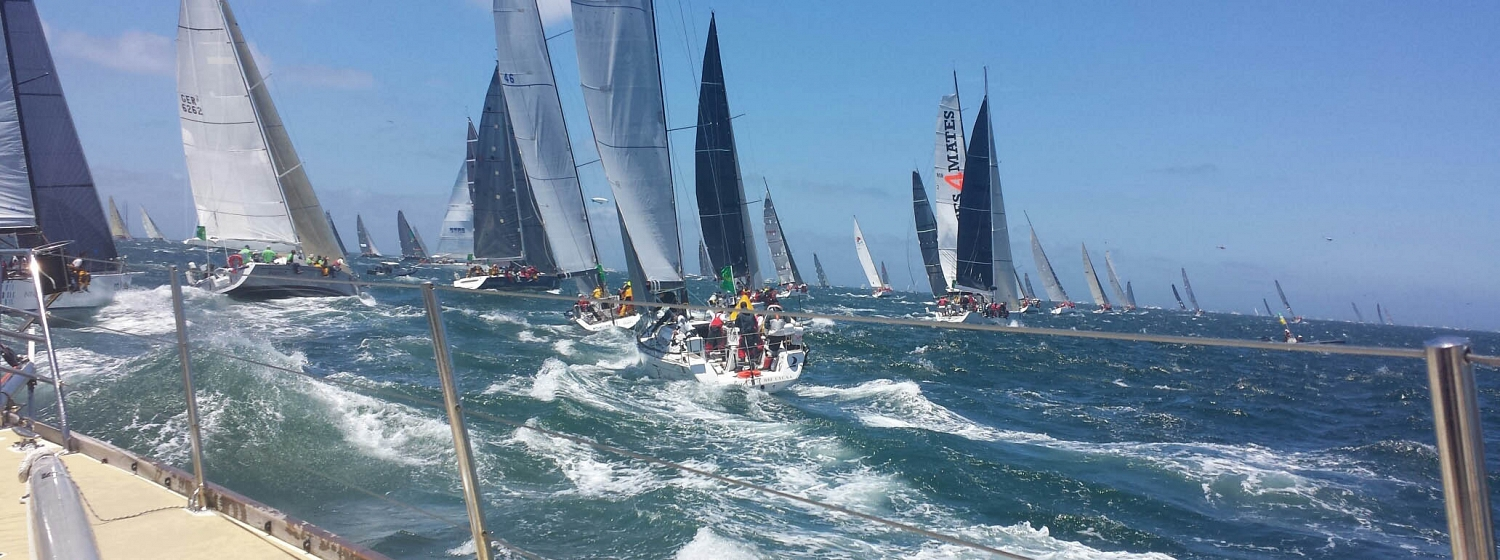Clipper Race fleet arriving in Australia ahead of Rolex Sydney Hobart Yacht Race