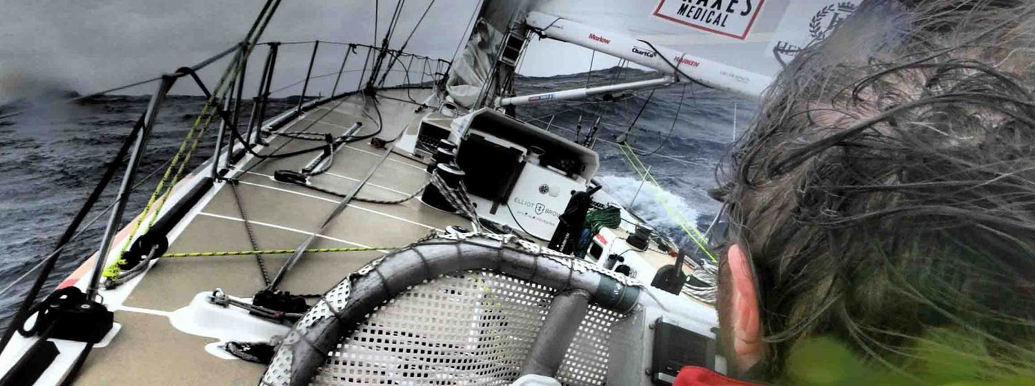​ Race 2 Day 17 Final 500 miles for LMAX Exchange and Qingdao