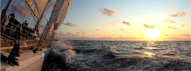 Dare To Lead Equator Sunset
