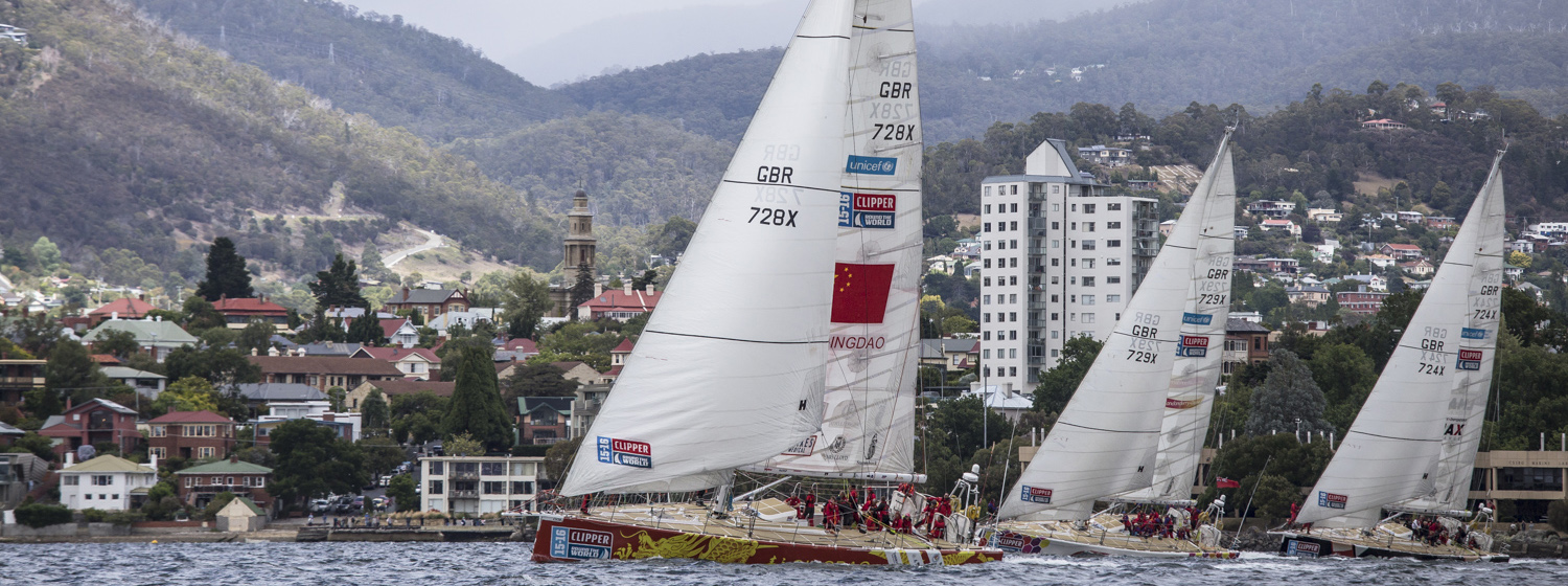 ​RACE 6: THE HENRI LLOYD HOBART TO WHITSUNDAYS RACE STARTS ON SATURDAY