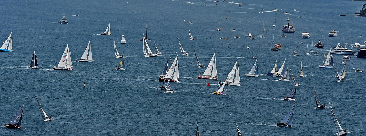 Race 5 Day 1: Fleet endures challenging first night on RSHYR