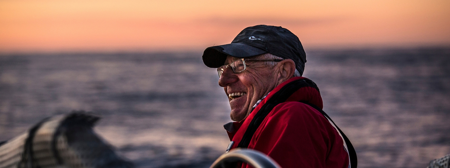 Ross Ham: First Double Circumnavigator in Clipper Race History