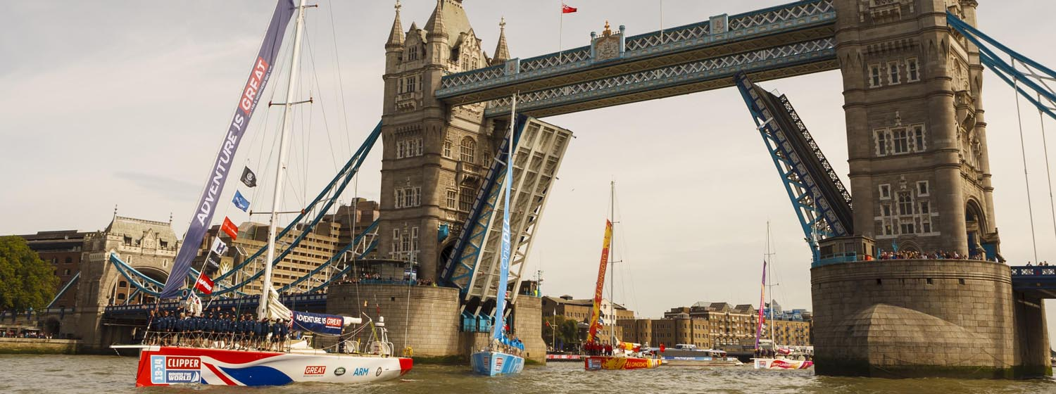Spectator boat tickets for Clipper Race Start on sale this Friday