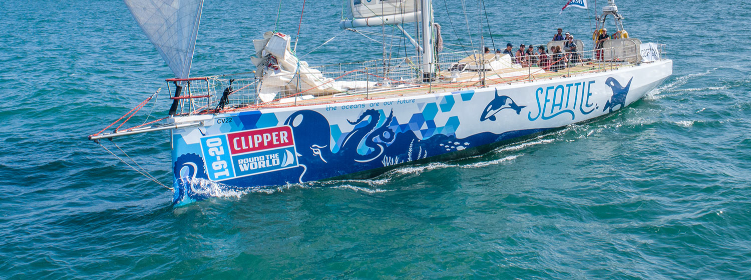 The Clipper Race Welcomes Back the Emerald City