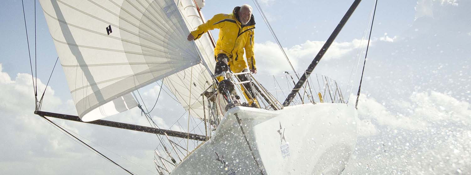 Sir Robin third in class in The Transatlantic Race