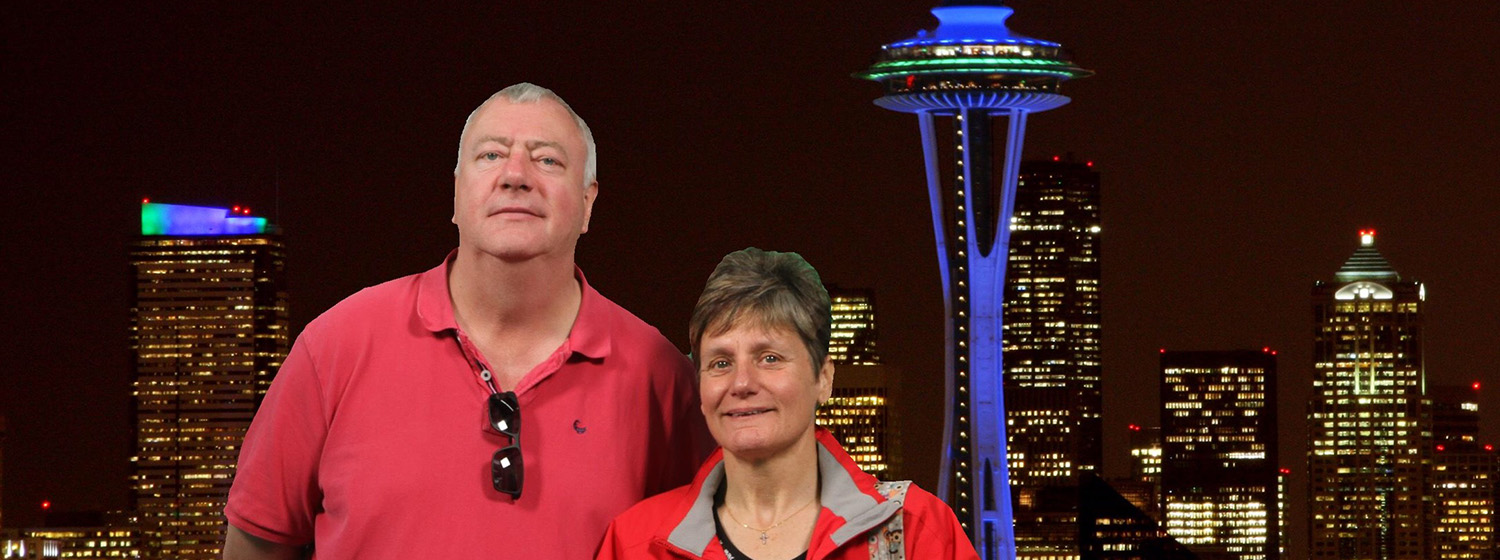 Clipper Race Supporters Club: Meet Sue and Phil Ball