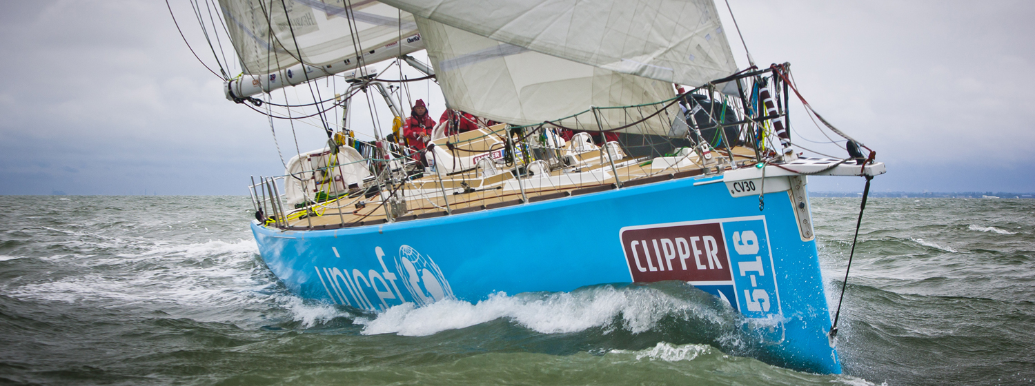 Picture of the Unicef boat racing