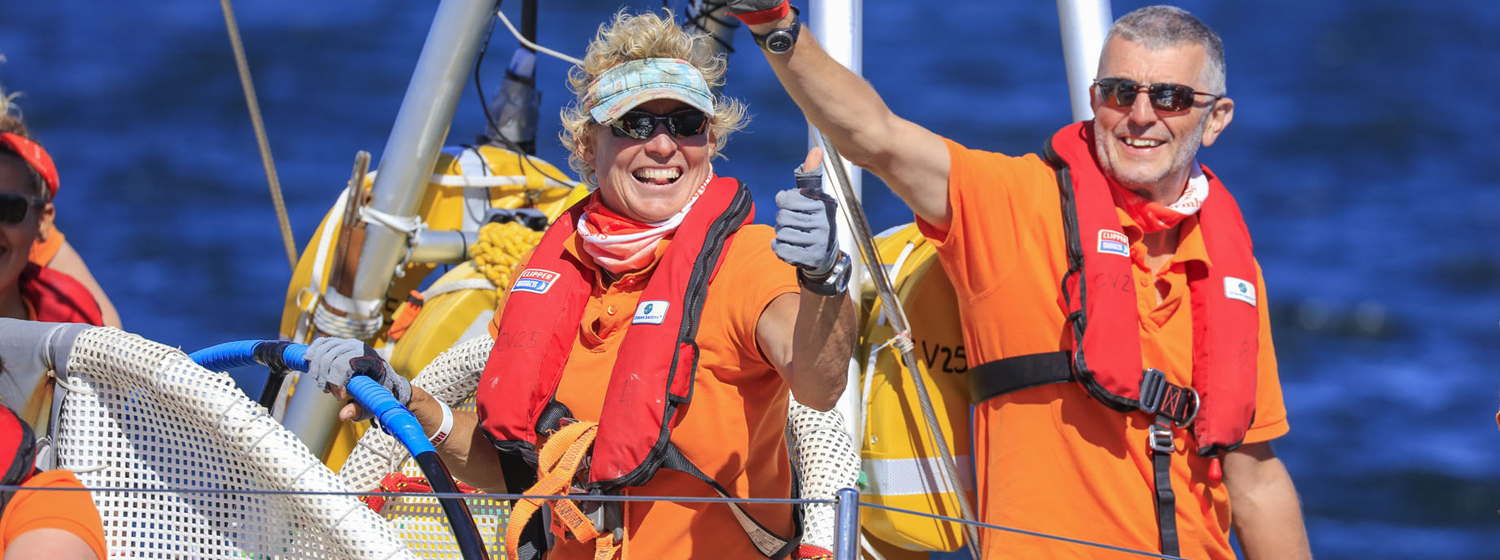 Wendy Tuck winning the Clipper Division of the RSHYR in 2015