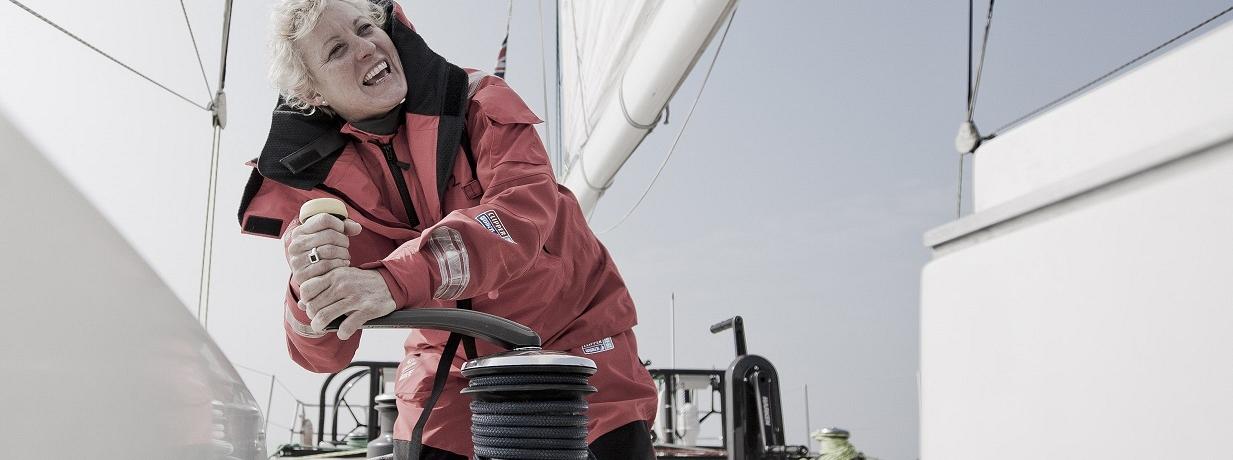 Da Nang-Vietnam skipper Wendy Tuck
