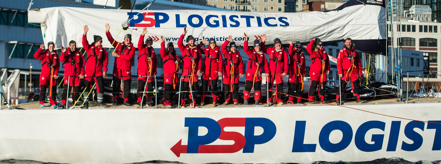 PSP Logistics first of final three teams into Seattle