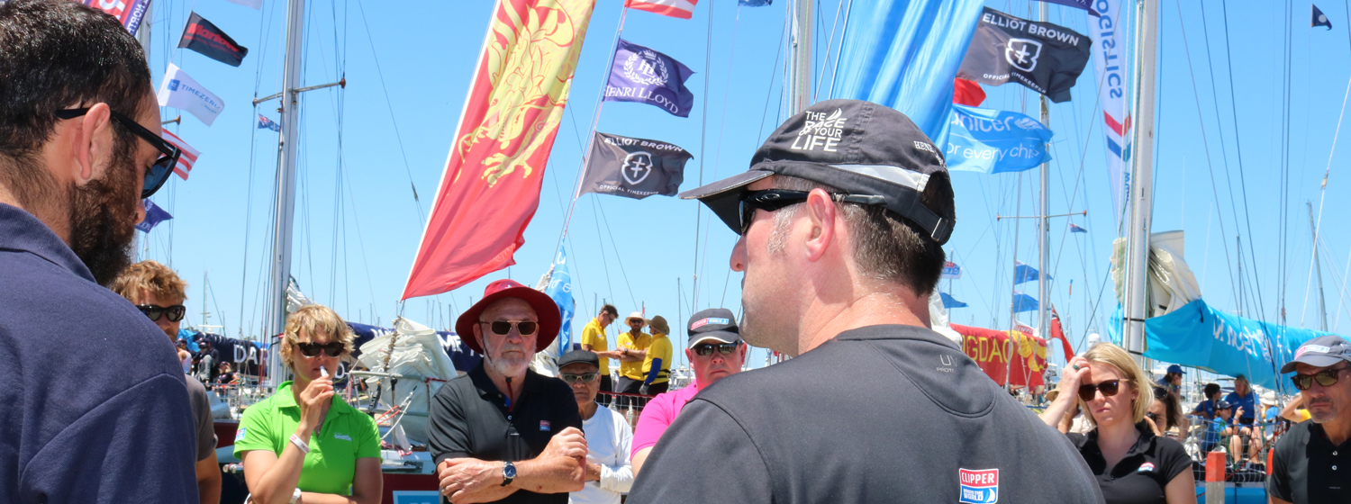 Skipper Briefing