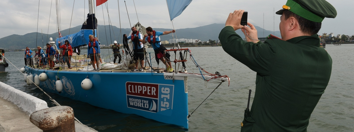 Unicef arrive in Da Nang