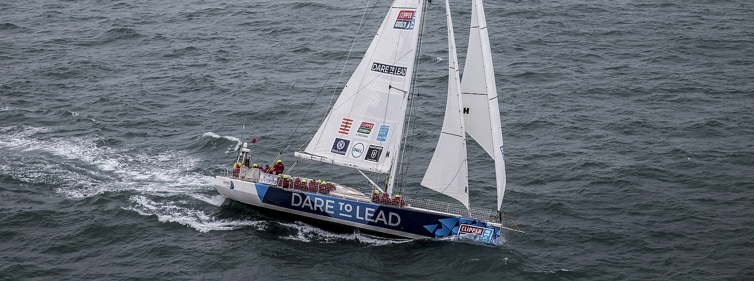 Dare To Lead yacht
