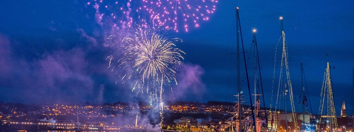 2016 Foyle Maritime Festival