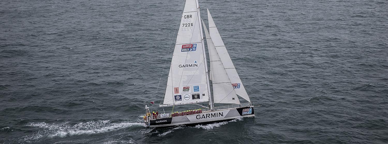 Clipper Race Team Garmin
