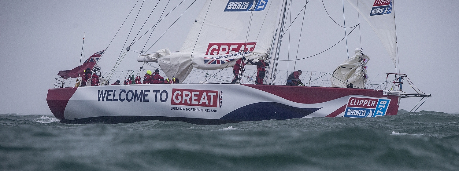 GREAT BRITAIN YACHT