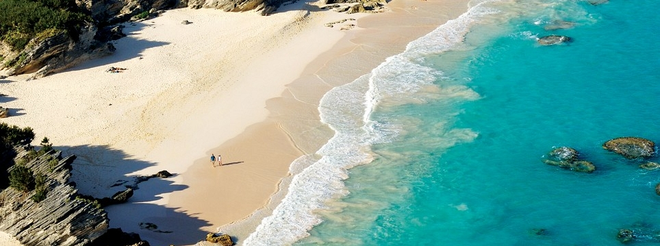 Horseshoe Bay is one of the most Instagrammed beaches in the world