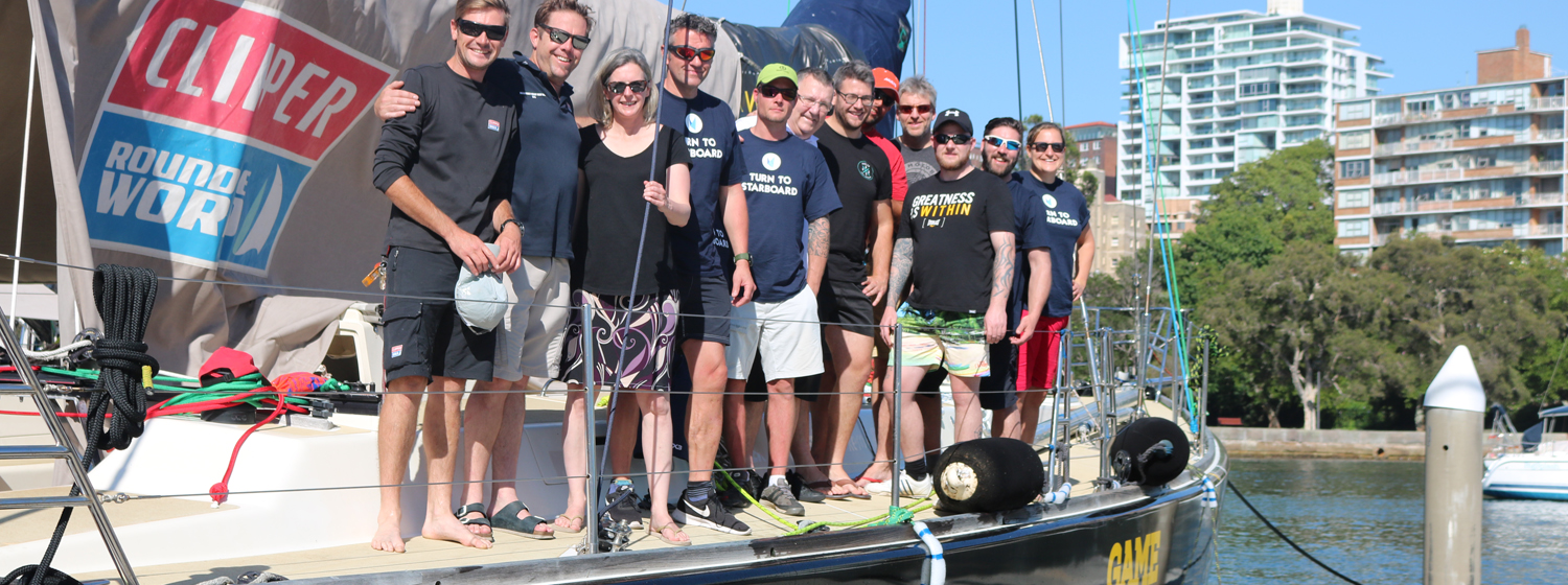 Crew of  Invictus Games Sydney 2018 GAME ON
