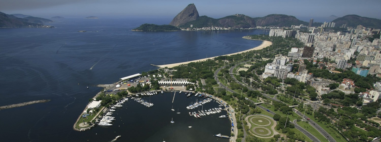 ETAs to Rio de Janeiro, Brazil