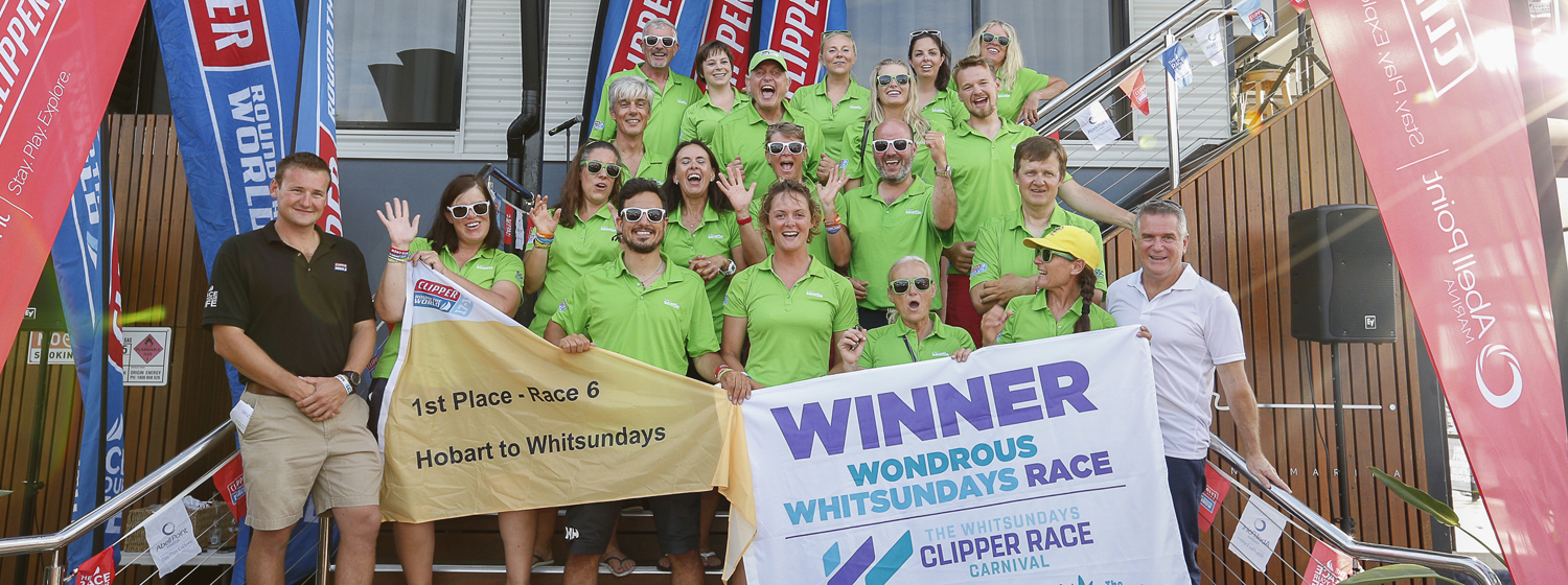 Visit Seattle wins the Wondrous Whitsundays Race