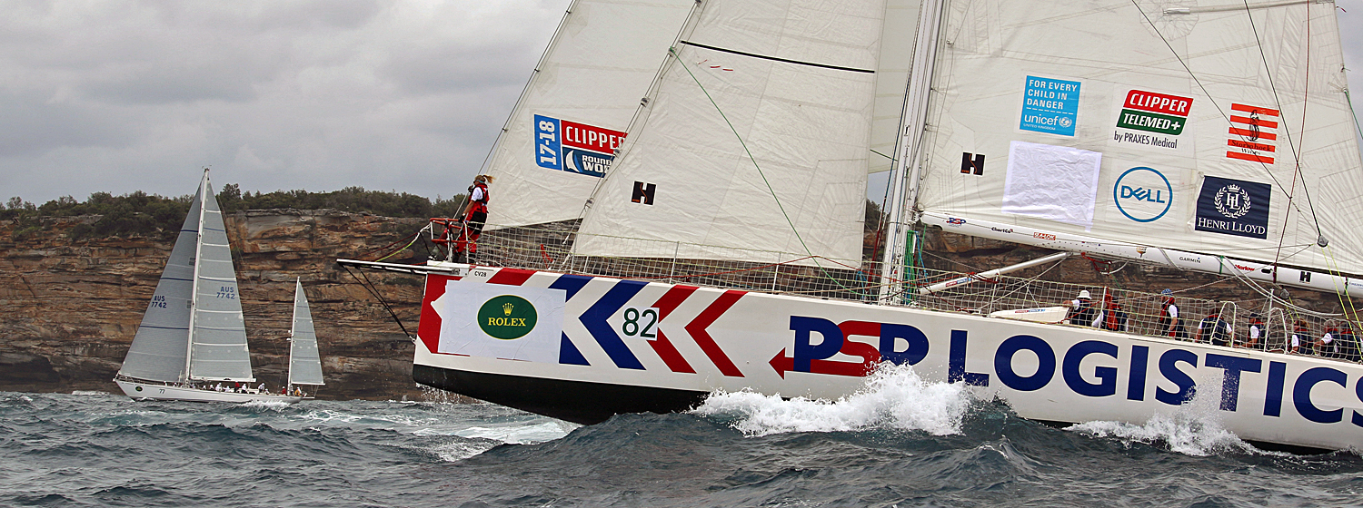 PSP Logistics during RSHYR start