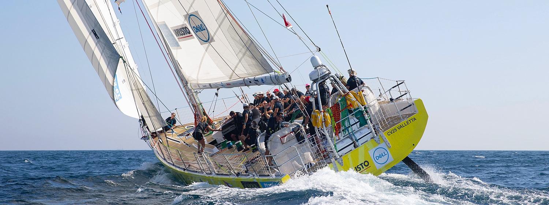 Punta del Este in Race 2