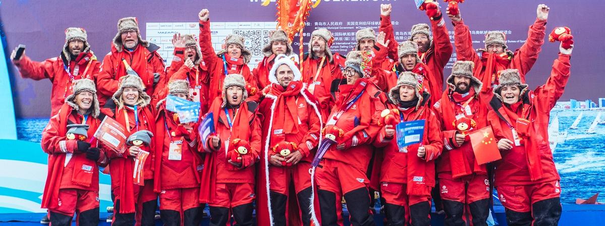 Qingdao Team in Qingdao