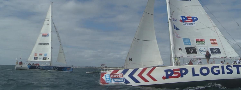 Clipper Race Inter-Club Regatta in Fremantle
