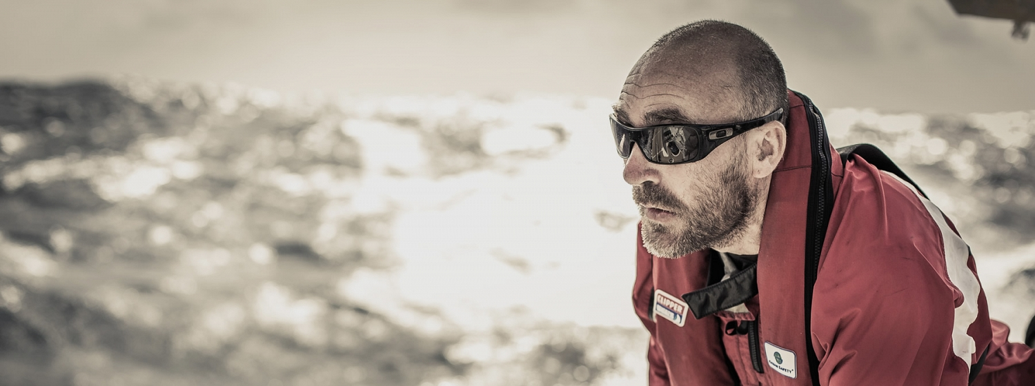 Training for Clipper Round The World Race