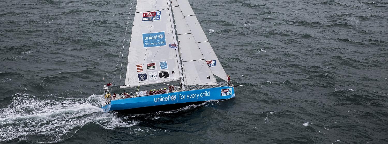 Race 2 Day 6: Punta del Este to Cape Town